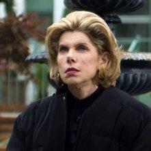 Christine Baranski è Francine nel film Quel che resta di mio marito