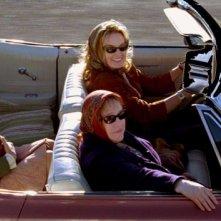 Joan Allen, Kathy Bates e Jessica Lange in un'immagine del film Quel che resta di mio marito