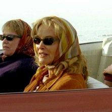Kathy Bates, Jessica Lange e Joan Allen in una scena del film Quel che resta di mio marito