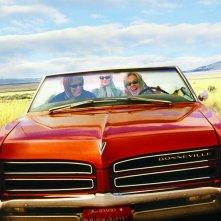 Kathy Bates, Joan Allen e Jessica Lange in un'immagine del film Quel che resta di mio marito