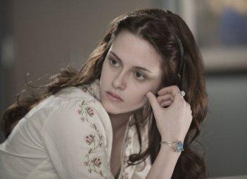 Kristen Stewart è Bella Swan nel film Twilight