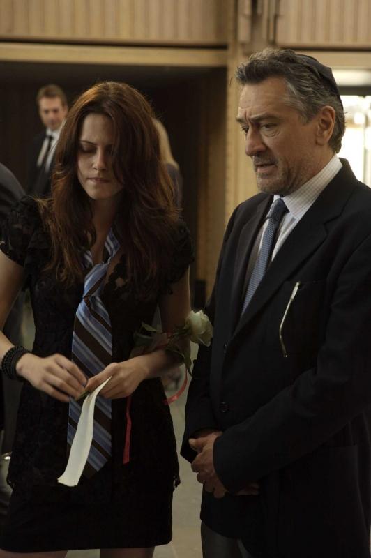 Kristen Stewart E Robert De Niro In Una Scena Del Film What Just Happened 92694