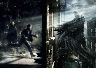 Mark Wahlberg in un'immagine del film Max Payne, diretto da John Moore