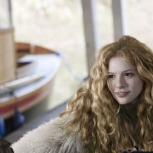 Rachelle Lefevre in una scena del film Twilight
