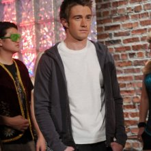Robert Buckley nel ruolo di Kirby Atwood nella serie Lipstick Jungle, episodio: Chaptern Nine: Help!