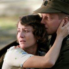 Un'immagine del film Katyn
