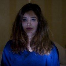 Ana Caterina Morariu nei panni di Lisa, protagonista di un episodio di Donne Assassine