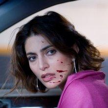 La bella Caterina Murino è Anna Maria, protagonista del terzo episodio della serie Donne Assassine