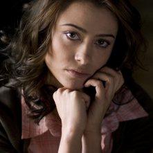 Martina Stella è Patrizia, protagonista del quarto episodio di Donne Assassine