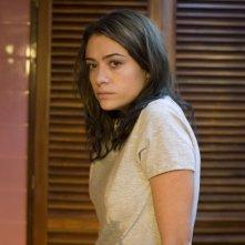 Martina Stella è Patrizia, protagonista del quarto episodio di Donne Assassine, tormentata dal trauma dell'incesto