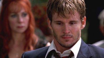 Ryan Kwanten in un'immagine dell'episodio Cold Ground della prima stagione di True Blood