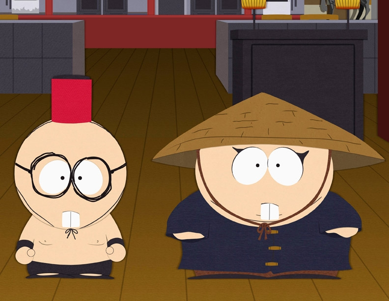 Un Immagine Dell Episodio The China Probrem Di South Park 92876