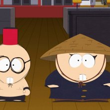 Un'immagine dell'episodio The China Probrem di South Park
