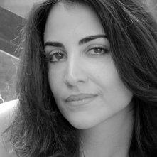 Un primo piano dell\'attrice Emanuela Mulé