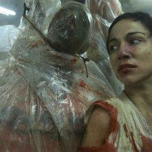 Karina Testa è Yasmine nel film Frontière(s)