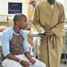 Carl Lumbly nell'episodio 'There's No 'I' in Team' della serie tv Grey's Anatomy