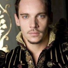 Jonathan Rhys Meyers nel ruolo di Enrico VIII nella seconda stagione del serial I Tudors - Scandali a corte