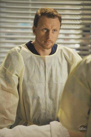 Kevin McKidd nell'episodio 'Life During Wartime' della serie tv Grey's Anatomy