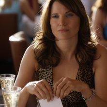 Lucy Lawless nel ruolo di Audrey nell'episodio 'Cheating Death' della serie tv CSI Miami