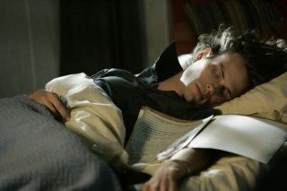 Matthew Gray Gubler nell'episodio 'The Instincts' della serie tv Criminal Minds