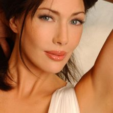 Una foto dell\'attrice Hunter Tylo