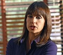 Constance Zimmer in una scena dell'episodio 'Gotta Look Up To Get Down ' della quinta stagione di Entourage