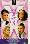 La locandina di L'avventura di Lady X