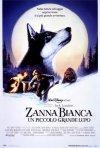 La locandina di Zanna bianca un piccolo grande lupo