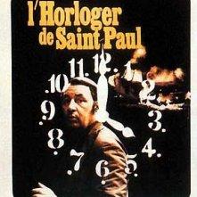 La locandina di L'orologiaio di Saint-Paul