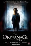 La locandina italiana di The Orphanage