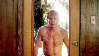 Ryan Kwanten in un'immagine dell'episodio Burning House of Love della prima stagione della serie tv True Blood