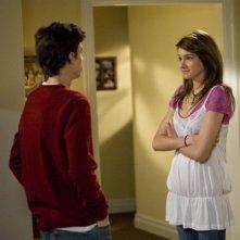 Shailene Woodley in una scena de La vita segreta di una teenager americana (prima stagione)