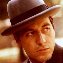 Al Pacino in una scena de Il Padrino - Parte seconda