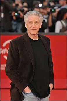 Festival del Film di Roma 2008 - David Cronenberg