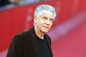 Festival del Film di Roma 2008 - il regista canadese David Cronenberg
