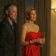 Kelly Rutherford in una scena dell'episodio Chuck in Real Life di Gossip Girl