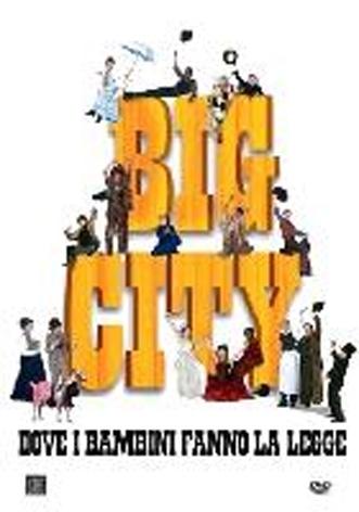 La Copertina Di Big City Dvd 93779