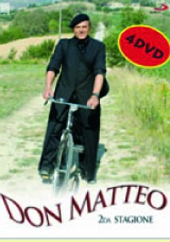La Copertina Di Don Matteo Stagione 1 Dvd 93788