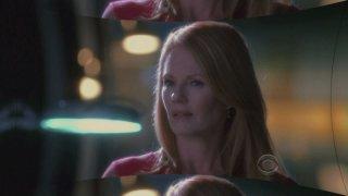 Marg Helgenberger nell'episodio 'The Happy Place' della nona stagione di CSI
