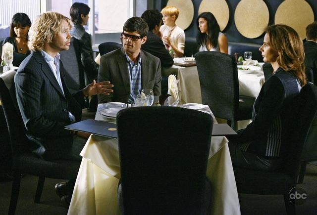 Eric Christian Olsen E Rachel Griffiths Insieme A Will Mccormack Nell Episodio Bakersfield Della Terza Stagione Di Brothers And Sisters 93861