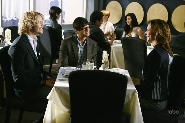 Eric Christian Olsen Will Mccormack E Rachel Griffiths Nell Episodio Bakersfield Della Terza Stagione Di Brothers And Sisters 93859