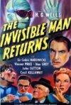 La locandina di Il ritorno dell'Uomo Invisibile