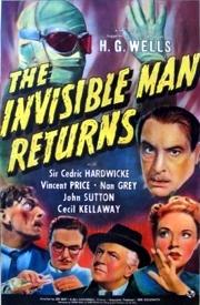 La Locandina Di Il Ritorno Dell Uomo Invisibile 93896