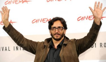 Daniele Vicari presenta al Festival di Roma 2008 il suo 'Il passato è una terra straniera'.