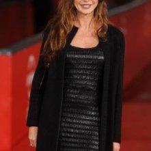 Festival del Film di Roma 2008: gambe in vista per Alba Parietti