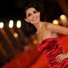 Festival di Roma 2008: Caterina Murino presenta The Garden of Eden, di cui è protagonista.
