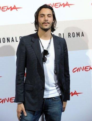 Festival di Roma 2008: Jack Huston presenta The Garden of Eden