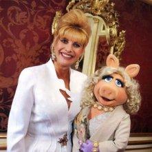 Ivana Trump e Piggy