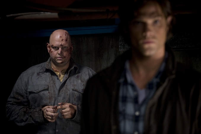 Jared Padalecki E David Mattey Nella Serie Tv Supernatural Episodio Yellow Fever 93914