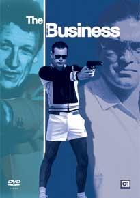 La Copertina Di The Business Dvd 93991